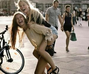 friendship, happy, and bestfriends image