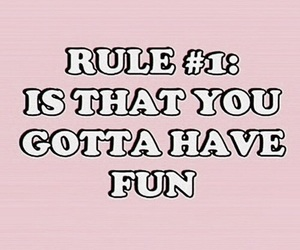 quotes, fun, and pink image