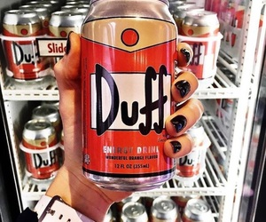 bart, beer, and Duff image