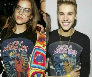 girl and boy, justin bieber, and egipt image