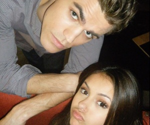 tvd and stelena image