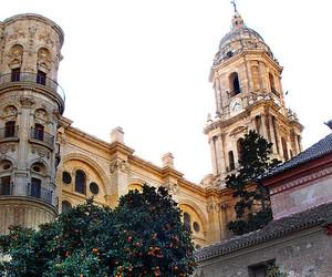 Malaga, spain, and travel image