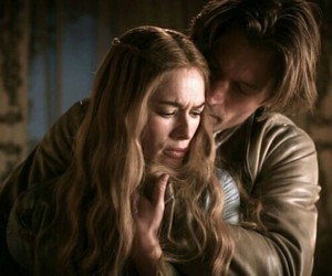 jamie, lannister, and game of thrones image