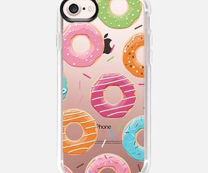 case, cases, and donuts image
