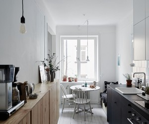 apartment, beautiful, and eat image