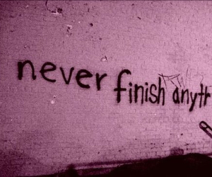 quotes, grunge, and wall image