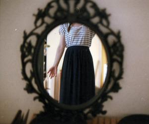 vintage, girl, and fashion image