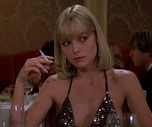 blonde, girl, and michelle pfeiffer image