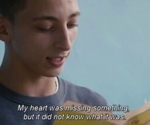 quote and blue is the warmest color image