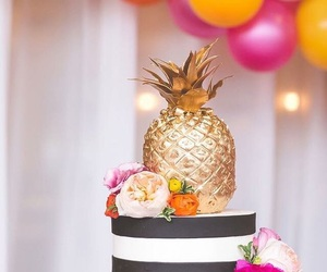 cake and pineapple image