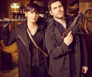 grimm, nick, and trubel image
