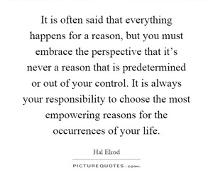quote, everything happens, and picturequotes image
