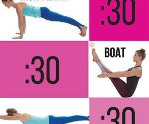 abs and yoga image