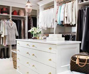 closet, clothes, and interior image
