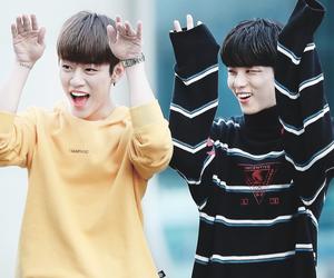 daehyun, b.a.p, and youngjae image