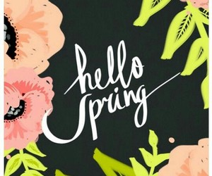 spring, tumblr, and wallpaper image