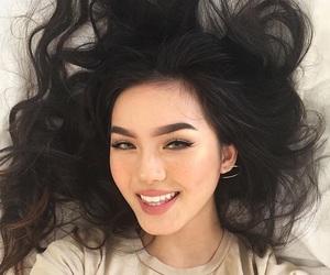 girl, makeup, and girls image