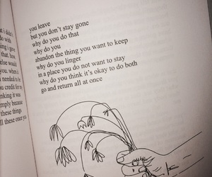 book, hurt, and poem image