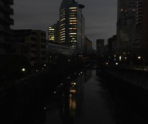 dark, aesthetic, and night image