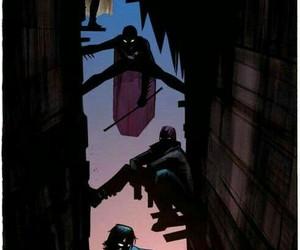 batman, Gotham, and redhood image