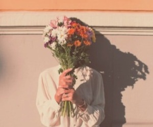 flowers and alternative image