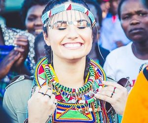 africa, beautiful, and demi lovato image