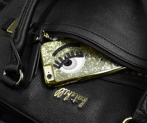 black and gold, iphone case, and classy image