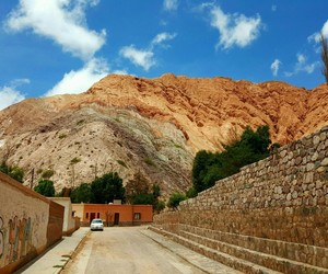argentina, mountain, and roadtrip image