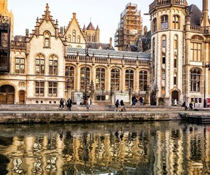 adventure, belgium, and city image