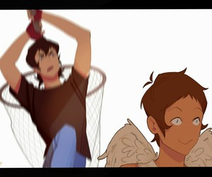 deviantart, keith, and lance image