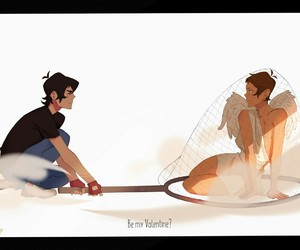deviantart, lance, and Voltron image