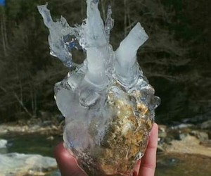 heart, ex, and funny image