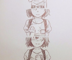 anime, friends, and koe no katachi image
