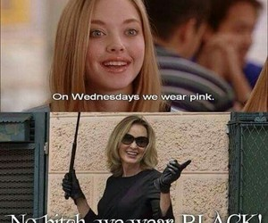 american horror story, black, and mean girls image
