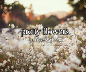 flowers, pretty, and girly image
