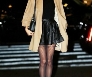 Taylor Swift, outfit, and black image