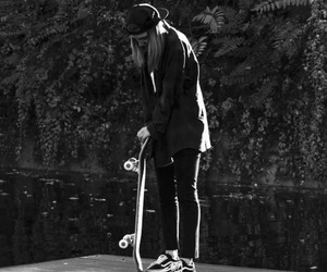 indie, skateboard, and tumblr image