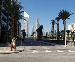 blonde, Dream, and Dubai image