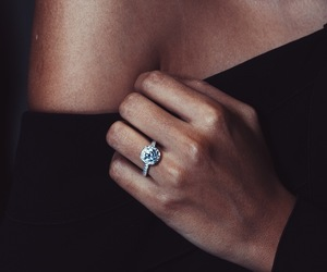 ring, fashion, and girl image