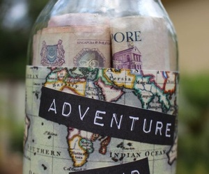 adventure, plan, and travel image