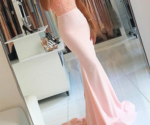 dress, Prom, and woman dress image