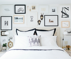 bedroom, diy, and home decor image