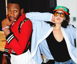 bella hadid and tyler the creator image
