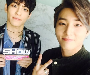 day6, young k, and wonpil image