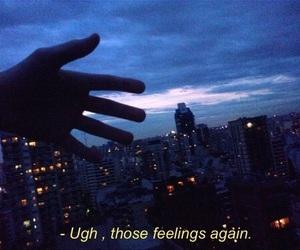 bad, black, and feelings image