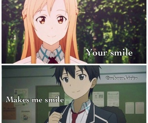 anime, quotes, and asuna image