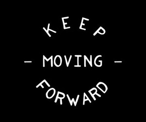 quote, forward, and moving image
