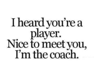 player, coach, and quotes image