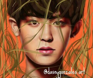 art work, exo, and dasny gonzales image