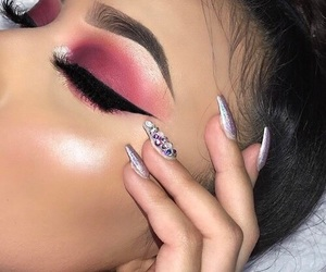beauty, highlight, and nails image